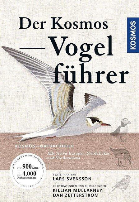 Der Kosmos Vogelführer - Lars Svensson, Killian Mullarney, Dan Zetterström