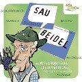Saubeidel. Das moselfränkische Schimpfwortspiel für Mosel, Eifel und Hunsrück - Michael Schmitz, Roland Pecher, Walter Soiron