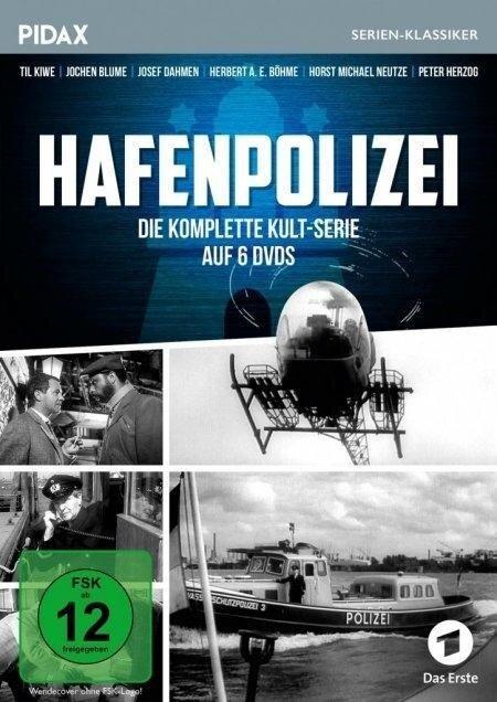Hafenpolizei - Günter Dönges, Gustav Kampendonk, Klaus-Dieter Klingberg, Erich Engels