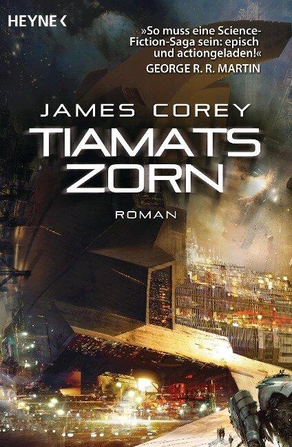 Tiamats Zorn - James Corey