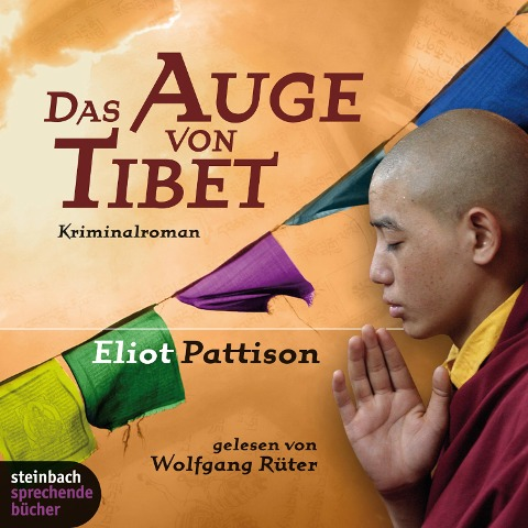 Das Auge von Tibet (Gekürzt) - Eliot Pattison