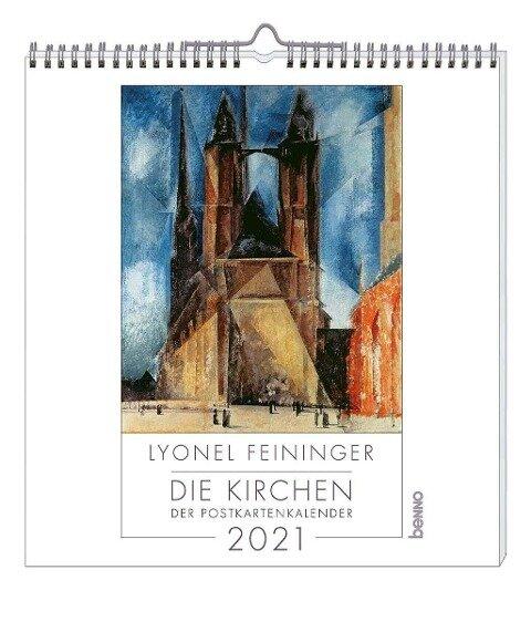 Lyonel Feininger 2021 - Die Kirchen -