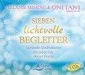 Sieben lichtvolle Begleiter - Melanie Missing