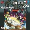 Die drei ??? Kids 52. Mächtige Magier (drei Fragezeichen) CD - Boris Pfeiffer