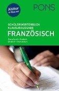 PONS Schülerwörterbuch Klausurausgabe Französisch -