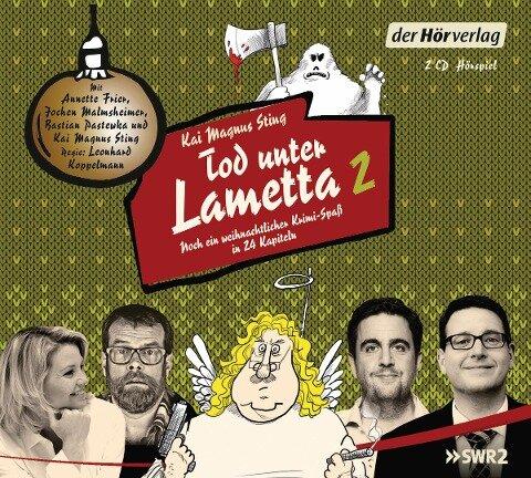 Tod unter Lametta 2 - Kai Magnus Sting