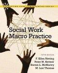 Social Work Macro Practice - F. Ellen Netting, Steve L. McMurtry, Peter M. Kettner, M. Lori Thomas