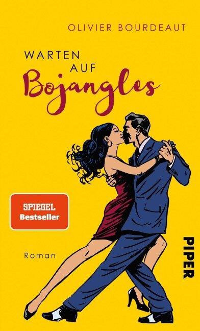 Warten auf Bojangles - Olivier Bourdeaut