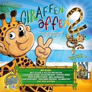 Giraffenaffen 2 - Various
