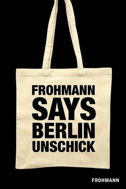 Berlin Unschick -