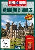 England & Wales - mit Bonusfilm Schottland (Reisefilm aus der Reihe welt weit) -
