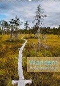 Wandern - In Skandinavien (Wandkalender 2019 DIN A2 hoch) - Rolf Dietz