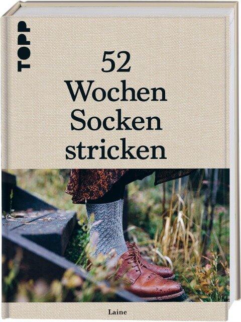 52 Wochen Socken stricken -