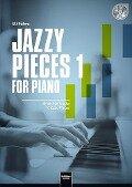 Jazzy Pieces 1 For Piano (inkl. Audio-CD) - Uli Führe