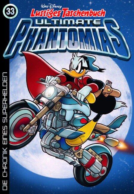 Lustiges Taschenbuch Ultimate Phantomias 33 -
