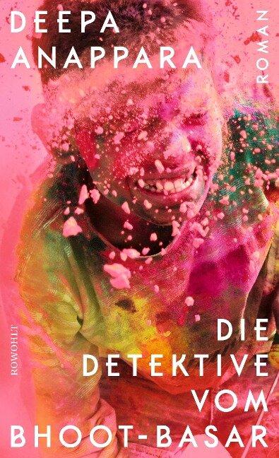 Die Detektive vom Bhoot-Basar - Deepa Anappara