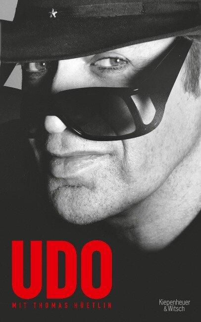 Udo - Udo Lindenberg, Thomas Hüetlin