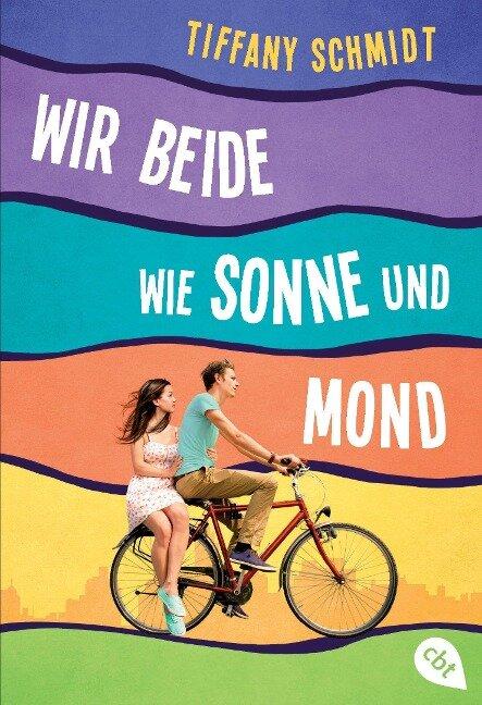 Wir beide wie Sonne und Mond - Tiffany Schmidt