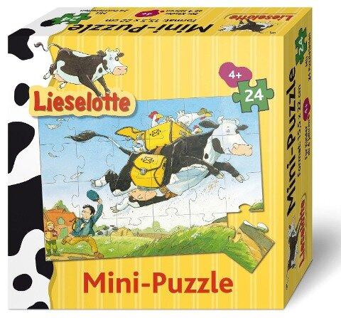 Lieselotte Mini-Puzzle - Alexander Steffensmeier