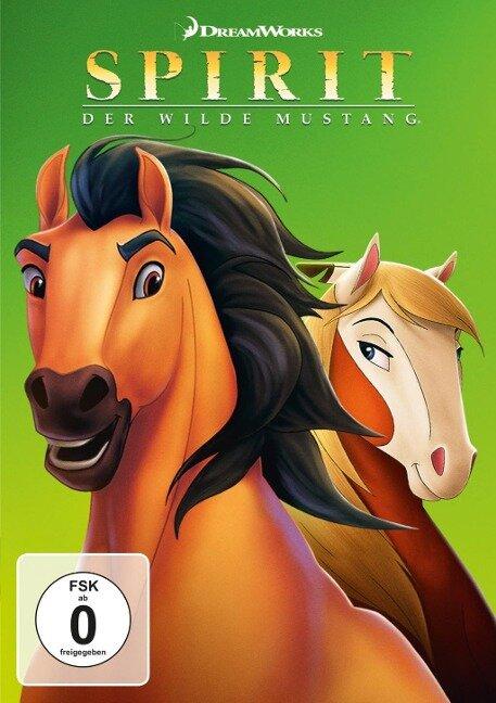 Spirit - Der wilde Mustang -