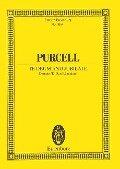 Te Deum und Jubilate - Henry Purcell