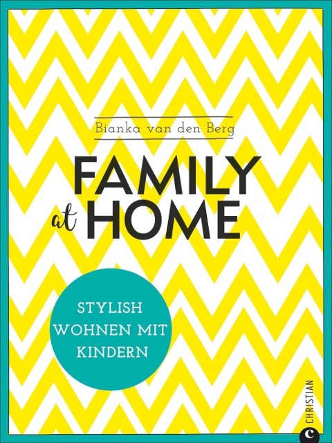 Family at home - Bianka van den Berg