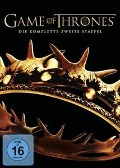 Game of Thrones - Die komplette 2. Staffel - George R. R. Martin
