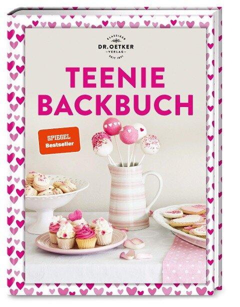 Teenie Backbuch -