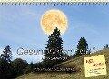 Gesundheitsmond®-Mondkalender 2018. Goldene Edition DIN A4 - Michael Römer