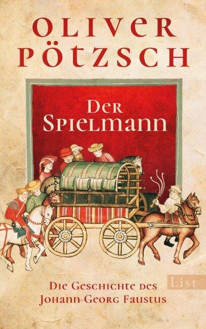 Der Spielmann - Oliver Pötzsch