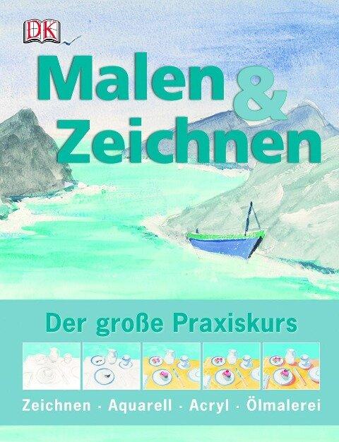 Malen & Zeichnen - Glynis Barnes-Mellish, Aggy Boshoff, Phyllis McDowell, Lucy Watson