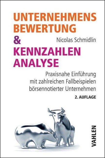 Unternehmensbewertung & Kennzahlenanalyse - Nicolas Schmidlin