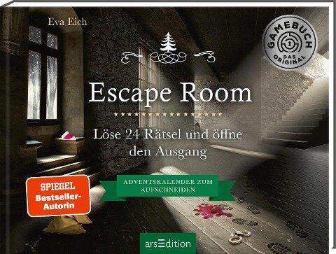 Escape Room. Der erste Escape-Adventskalender - Eva Eich