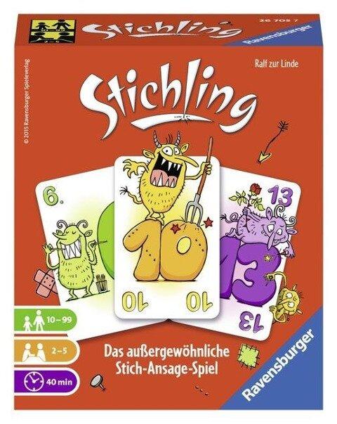 Stichling -