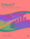 EViews 7.0 Software CD - James H. Stock, Mark W. Watson