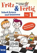 Fritz & Fertig Folge 1 Netzwerkversion - Klassenraumlizenz (16 PCs) - Jörg Hilbert, Björn Lengwenus