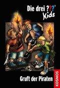 Die drei ??? Kids, 7, Gruft der Piraten (drei Fragezeichen Kids) - Ulf Blanck