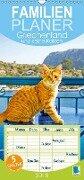 Griechenland und seine Katzen (Wandkalender 2018 PRO_49_format hoch) - K. A. Calvendo