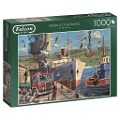 Down at the Docks - 1000 Teile Puzzle -