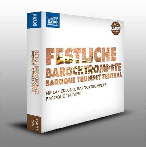 Festliche Barocktrompete - Tomaso Albinoni, Johann Sebastian Bach, Arcangelo Corelli, Georg Friedrich Händel