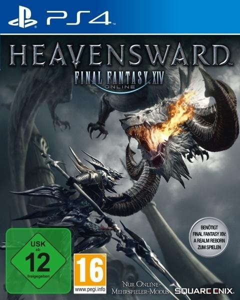 Final Fantasy XIV: Heavensward (PlayStation PS4) -