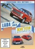 LADA oder SCHIGOLI - Fahrzeuge des Ostens -