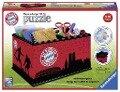 Aufbewahrungsbox - FC Bayern München 3D Puzzle -