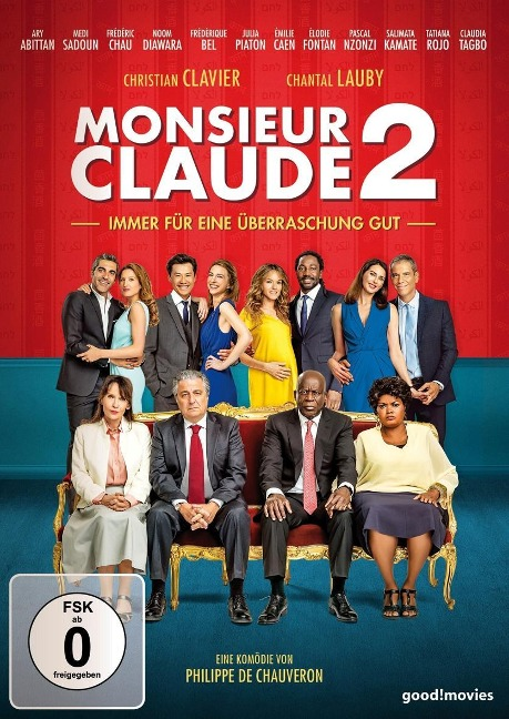 Monsieur Claude 2 -