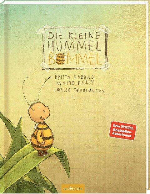Die kleine Hummel Bommel - Britta Sabbag, Maite Kelly