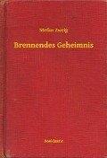 Brennendes Geheimnis - Stefan Zweig
