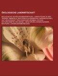 Ökologische Landwirtschaft -