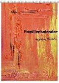 Familienkalender (Tischkalender 2018 DIN A5 hoch) - Jenny Niesalla