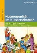 Heterogenität im Klassenzimmer - Heinz Klippert