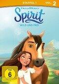 Spirit: Wild und frei Staffel 1 Volume 2 -